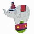 Circus Elephant Number Puzzle