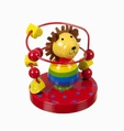 Orange Tree Toys Lion Bead Frame