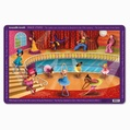 Crocodile Creek Placemat- Dance Studio