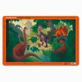 Crocodile Creek Placemat- Dinosaur Kingdom