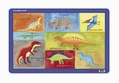 Crocodile Creek Placemat- Dinosaur